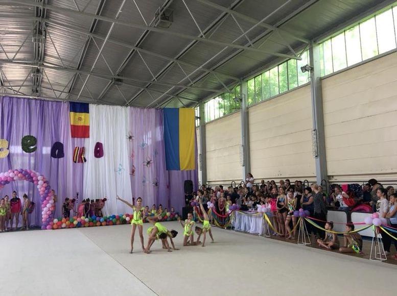 Международный турнир по художественной гимнастике «Веселка» - Измаил - 05