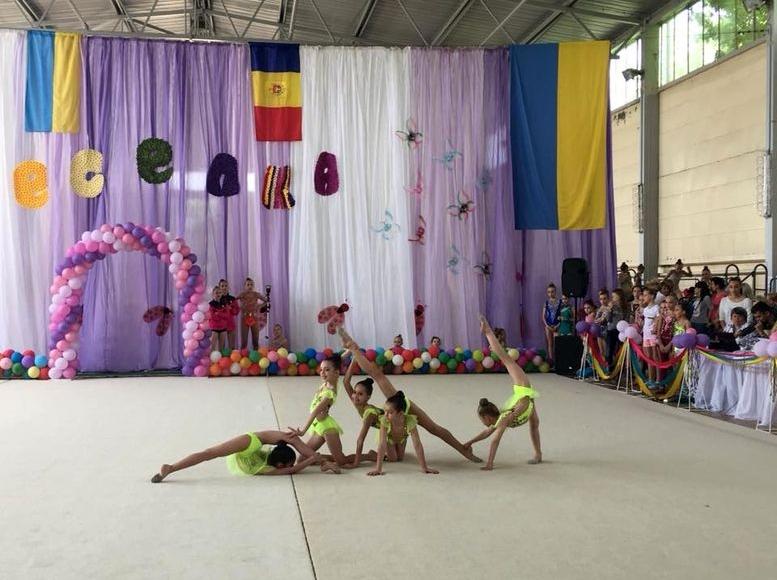 Международный турнир по художественной гимнастике «Веселка» - Измаил - 06