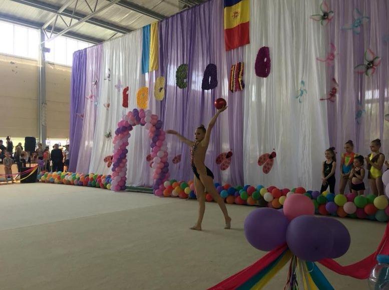 Международный турнир по художественной гимнастике «Веселка» - Измаил - 07