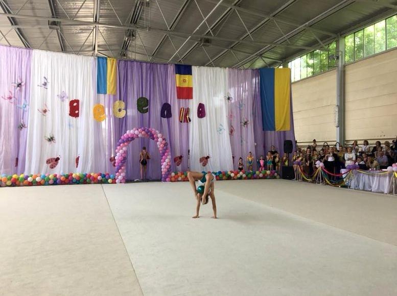 Международный турнир по художественной гимнастике «Веселка» - Измаил - 08