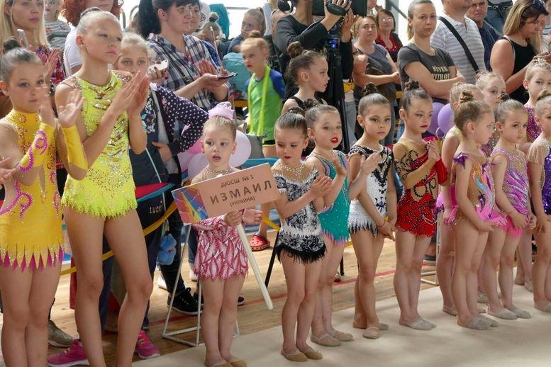 Международный турнир по художественной гимнастике «Веселка» - Измаил - 10