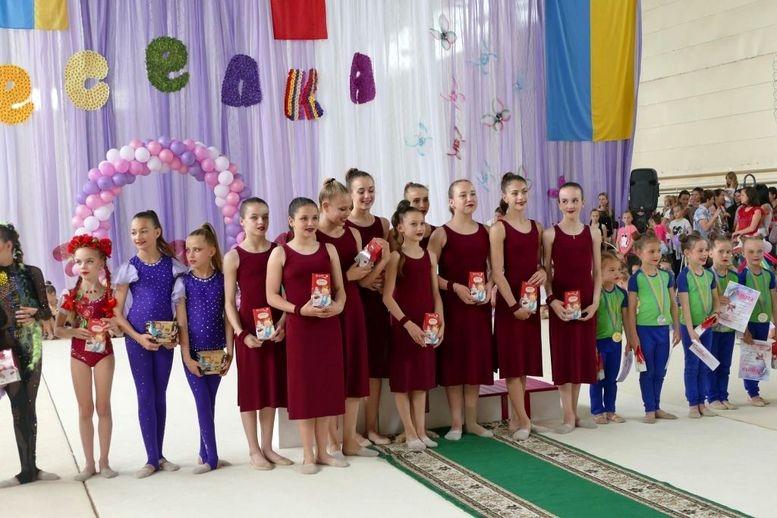 Международный турнир по художественной гимнастике «Веселка» - Измаил - 11