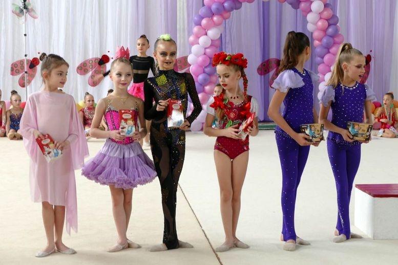 Международный турнир по художественной гимнастике «Веселка» - Измаил - 12