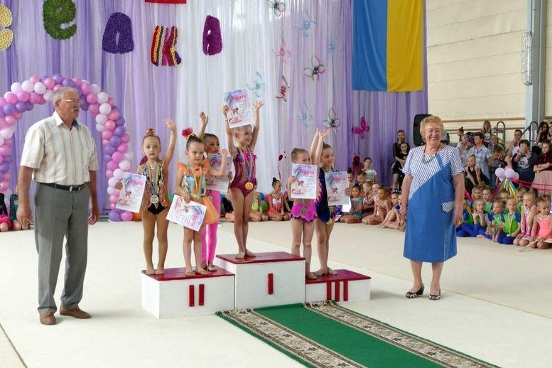 Международный турнир по художественной гимнастике «Веселка» - Измаил - 13