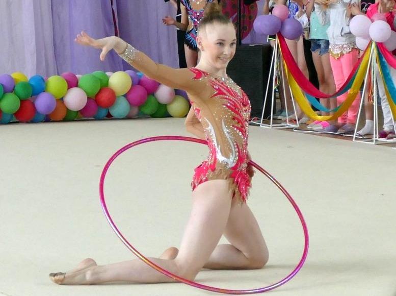 Международный турнир по художественной гимнастике «Веселка» - Измаил - 14