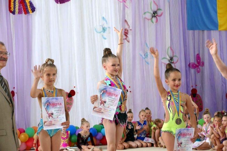 Международный турнир по художественной гимнастике «Веселка» - Измаил - 15