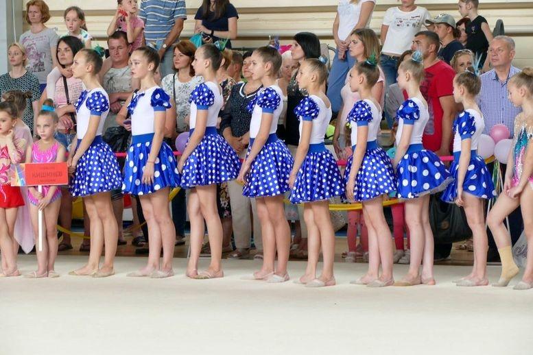 Международный турнир по художественной гимнастике «Веселка» - Измаил - 16