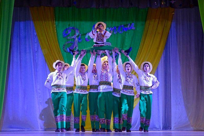 Народний ансамбль танцю «Придунав'я» - ювілейний концерт - 01