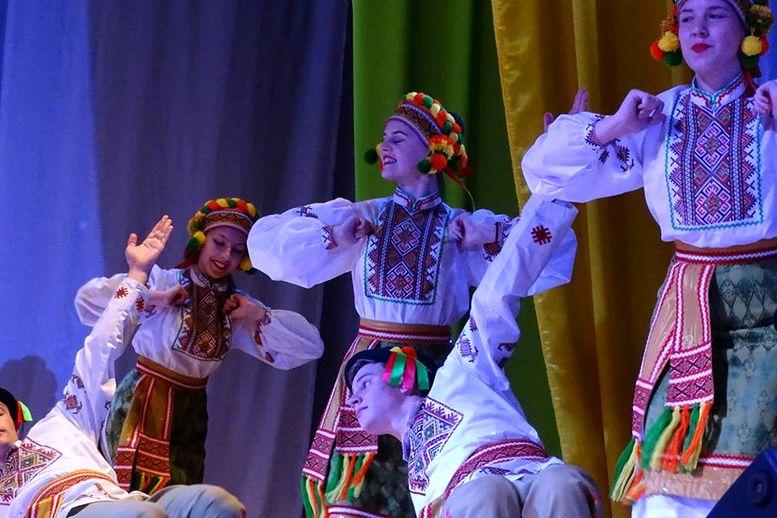 Народний ансамбль танцю «Придунав'я» - ювілейний концерт - 02