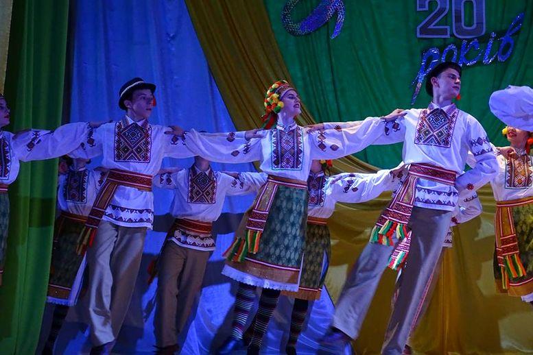 Народний ансамбль танцю «Придунав'я» - ювілейний концерт - 03