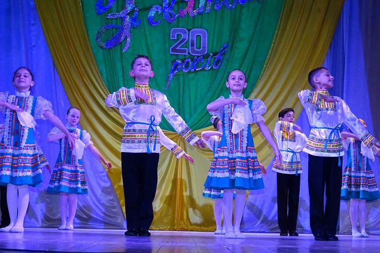 Народний ансамбль танцю «Придунав'я» - ювілейний концерт - 04