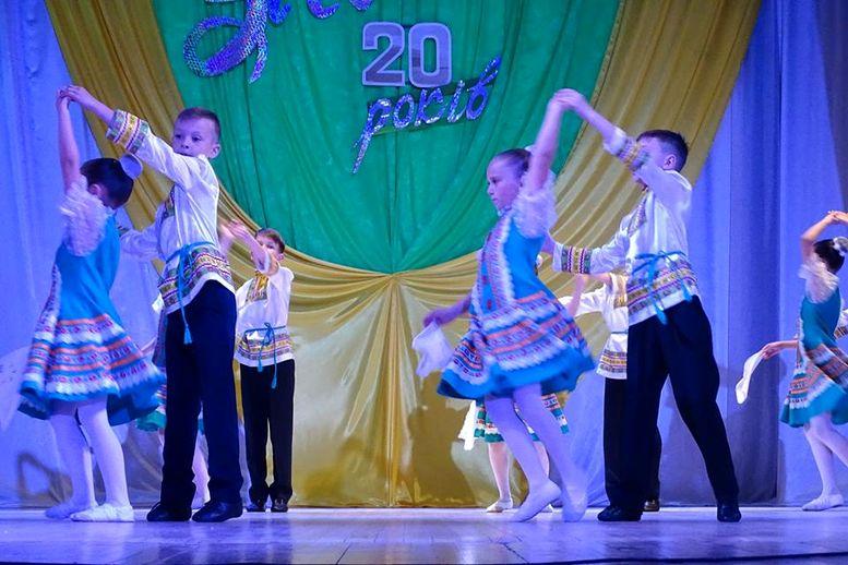 Народний ансамбль танцю «Придунав'я» - ювілейний концерт - 05