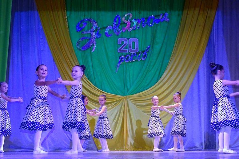 Народний ансамбль танцю «Придунав'я» - ювілейний концерт - 06