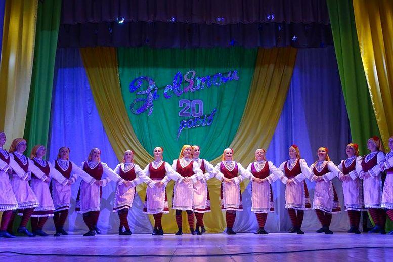 Народний ансамбль танцю «Придунав'я» - ювілейний концерт - 07