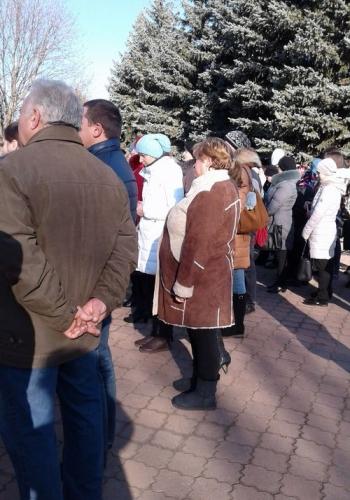 День гідності та свободи - Велика Михайлівка - мітинг - 04