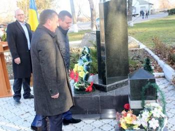 День Гідності та Свободи України - Окни - мітинг - 04