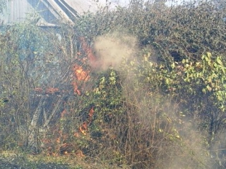Ларжанка пожар-7