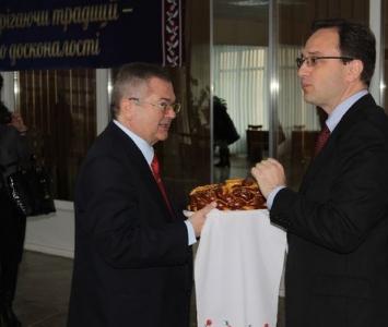 Інформаційний Центр Румунії - Ізмаїл - 01