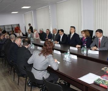Інформаційний Центр Румунії - Ізмаїл - 02