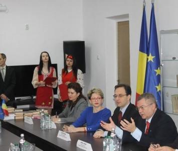 Інформаційний Центр Румунії - Ізмаїл - 03