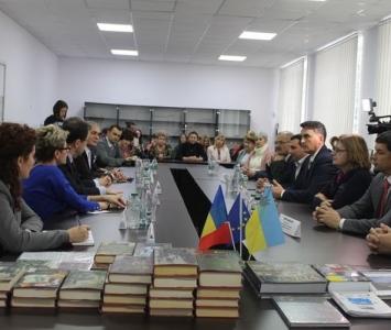 Інформаційний Центр Румунії - Ізмаїл - 04