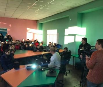Самоорганізуючий навчальний простір - Захарівка - 07