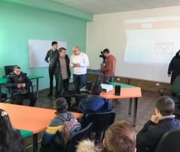 Самоорганізуючий навчальний простір - Захарівка - 11