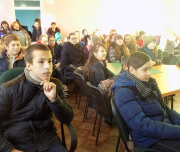 Самоорганізуючий навчальний простір - Захарівка - 13