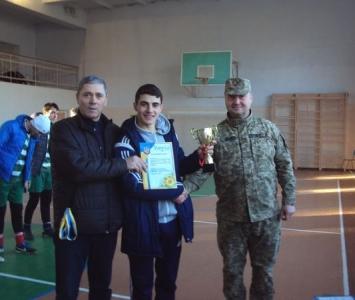 Турнир по мини-футболу - Арцизский район - 03