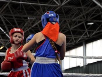 Чемпионат области по боксу - 01