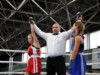 Чемпионат области по боксу - 02
