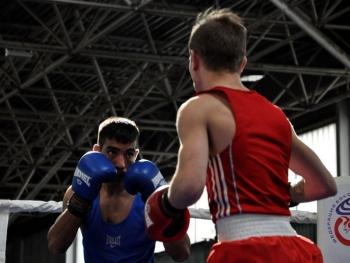 Чемпионат области по боксу - 04