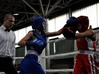 Чемпионат области по боксу - 05