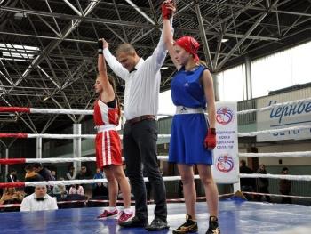 Чемпионат области по боксу - 06