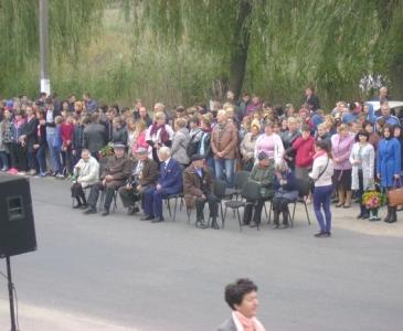День партизанської слави - Саврань - 1