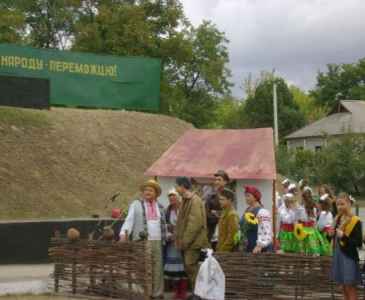 День партизанської слави - Саврань - 5