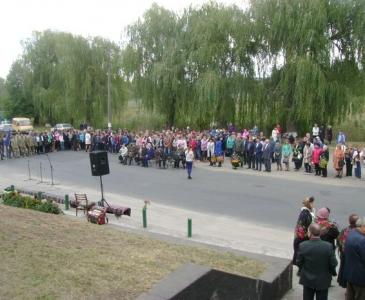 День партизанської слави - Саврань - 2