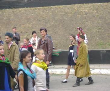 День партизанської слави - Саврань - 8
