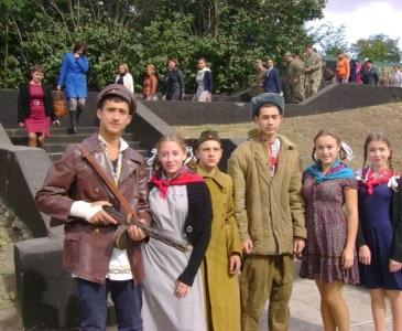 День партизанської слави - Саврань - 11