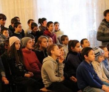 День Святого Миколая - Михайлівська школа-інтернат - 01