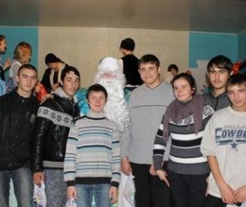 День Святого Миколая - Михайлівська школа-інтернат - 04
