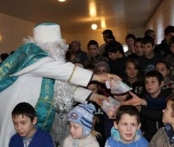День Святого Миколая - Михайлівська школа-інтернат - 03