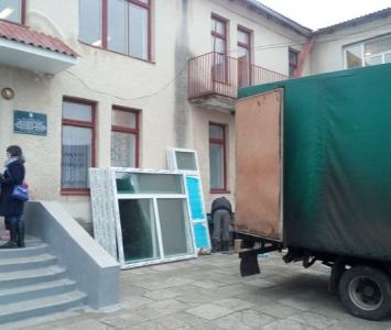 Нові вікна у дитячому садку - Захарівка - 02