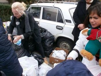 подарунки для дітей - Окнянський район - волонтери - 01