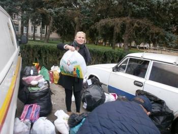 подарунки для дітей - Окнянський район - волонтери - 03