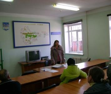 Семінар із правової допомоги у Саврані - 2