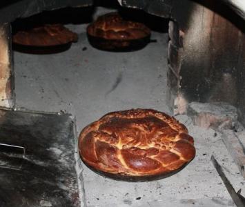 Поминальний «Неспечений хліб» - Саврань - 13