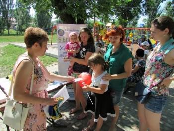 Бібліомайданчик - Татарбунари - виставка «Хай живі пам'ятають та покоління знають» - 3