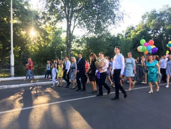 праздничный парад «Выпускник-2018» - Измаил - 6