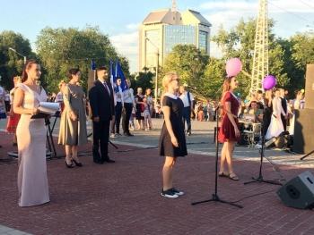 праздничный парад «Выпускник-2018» - Измаил - 8